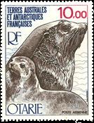 Fransk Antarktis - TAAF PA48 fauna - postfrisk
