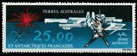 Fransk Antarktis - TAAF PA78 maleri - postfrisk