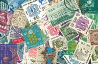 Egypt UAR 50 different stamps