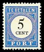 Netherlands 1894-1910 - NVPH P19 - Mint