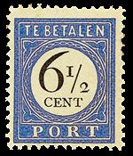 Netherlands 1894-1910 - NVPH P20 - Mint