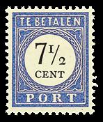 Netherlands 1894-1910 - NVPH P21 - Mint