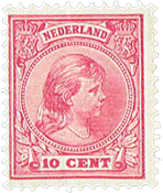 Netherlands - NVPH 37 - Unused