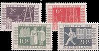 Netherlands - NVPH 588-591 - Mint
