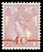 Netherlands 1921 - NVPH 106 - Unused