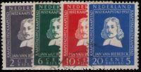Netherlands 1952 - NVPH 578-581 - Cancelled