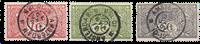 Netherlands 1906 - NVPH 10-12N - Mint