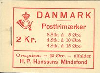 Danmark - Dybbøl Hæfte - Postfrisk