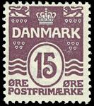 Danmark - bogtryk AFA 46 - postfrisk