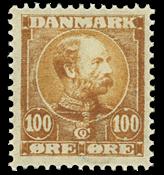 Denmark - AFA no. 51 - letter press