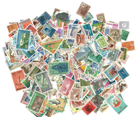 Indonesia - 620 different stamps