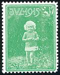 Danmark juleark 1915