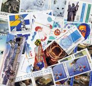 Spændende Finland frimærkepakke