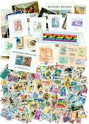 Rwanda 135 sets and 47 souvenir sheets