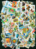 Guinea - 415 different stamps