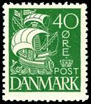 Danmark 1927 - AFA nr.174 Postfrisk