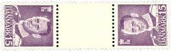Danmark - AFA nr.36 Postfrisk
