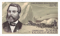 Greenland - Expedition XI - Mint stamp