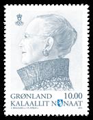 Grønland - Dagligmærke - Postfrisk frimærke