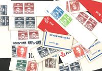 Denmark 10 kr frama booklets C1-17
