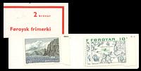 Faroe Islands - Slot machine booklet no. 1