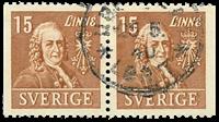 Sweden 1939 - AFA no. 261Cv,h cancelled