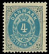 Denmark - AFA no. 23 mint **