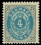 Danmark - AFA nr. 23 - Postfrisk