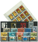 Netherlands year 1965 - Mint