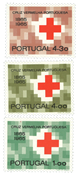 Portugal 1965 Red Cross