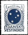 DVI julemærke 1916