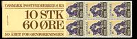 Danmark 1970 - Genforening hæfte