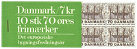 Denmark booklet - Conservation 1975