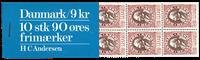 Denmark booklet - H.C.Andersen 75