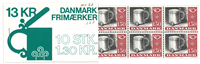 Denmark booklet - Nordic countries 1981