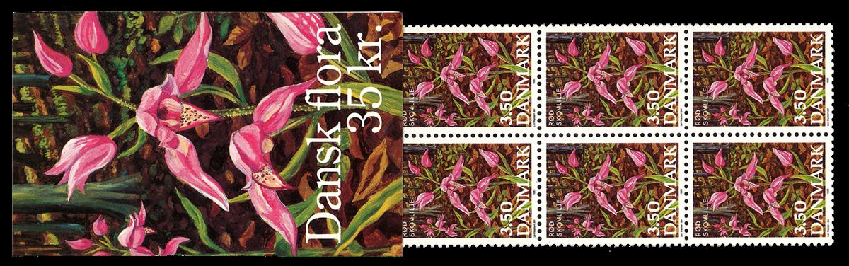 Danmark 1990 - Dansk flora