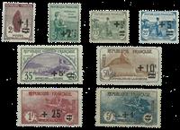 France - YT 162-69