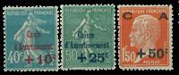 France - YT 246-48 - Mint