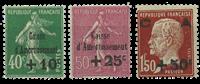 France - YT 253-55 neuf - Neuf
