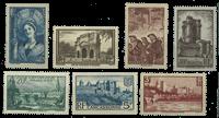 France - YT 388-394 - Mint