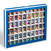 Collector Box K60 with 60 cormpartments, blue