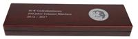 Münzetui VOLTERRA, für 6x10-Euro-Gedenkmünzen *Grimms Märchen* &nbsp,Hochwe