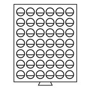 SMART - Møntboks - 42 inddelinger op til 26 mm