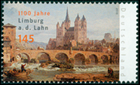 Tyskland - Limburg an der Lahn - Limburg postfrisk