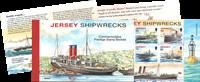 Jersey - Skibsvrag - Postfrisk prestige hæfte