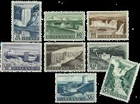 Island 1956 - AFA nr.304-11 - Postfrisk