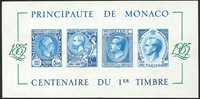 Monaco Block YT no 33a