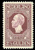 Netherlands 1913 - NVPH 99 - Mint