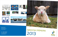 Faroe Islands - Year pack 2013 - Year pack