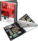 USA - Frimærkekatalog 2014 (40th Edition) - Katalog